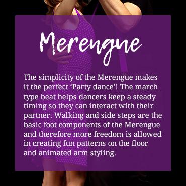 Merengue Dance